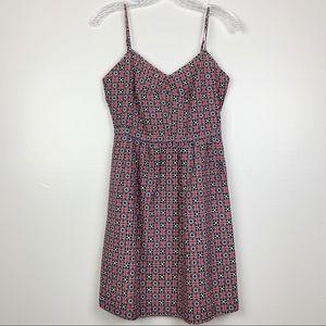 J. Crew Mini Dress Pockets Pink 2 D13